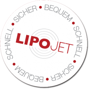 LipoJet Button