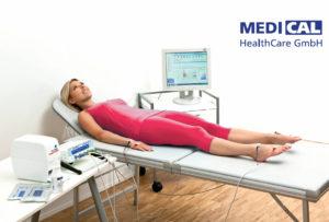Körperanalyse - Bioelektrische Impedanz Analyse